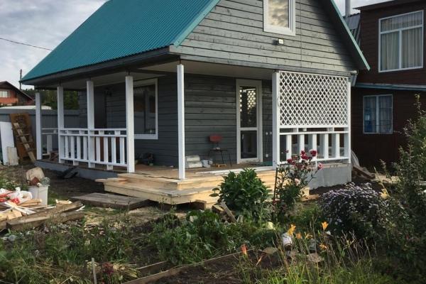 Дом на дачу недорого